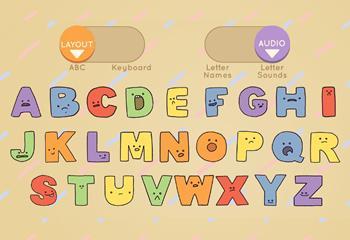 跟我学ABC