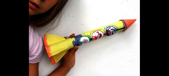 DIY火箭